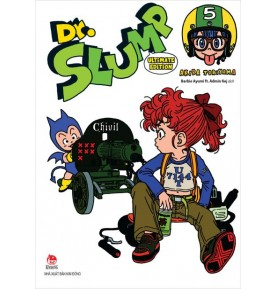 DR.SLUMP ULTIMATE EDITION - TẬP 5